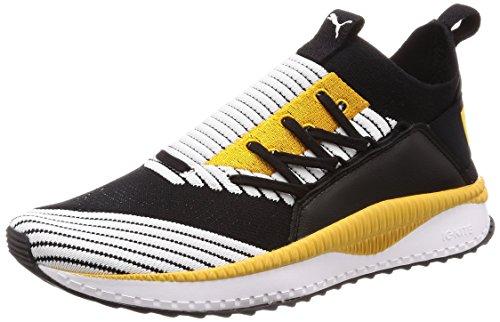 Puma tsugi jun - 36548910 - colore: bianco-nero-giallo - taglia: 41.0