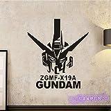 yaoxingfu Pegatina Gundam Sticker Anime Cartoon Autocollant De Voiture -...