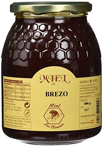 Miel de Brezo Las Obreras 1000 g