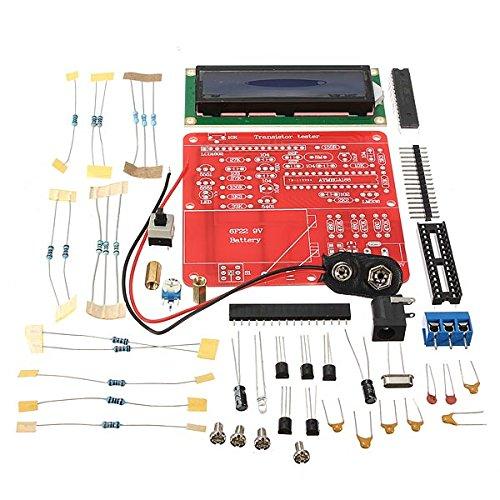 Bausatz Kondensator-/Widerstand-Tester Messgerät NPN PNP Mosfet -