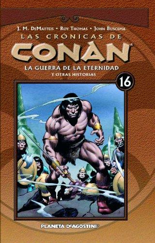 Las crónicas de Conan nº 16/34