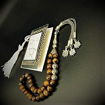 isimli tesbih, Kaplan, tesbih, geschenkidee für männer, personalisierte geschenke