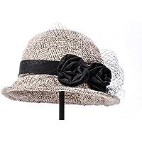 Stagione autunno/inverno cappello/ ladies lana Cap/Net filo