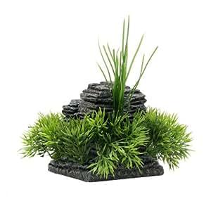 fluval chi buchsbaum und hohes gras aquarium ornament haustier. Black Bedroom Furniture Sets. Home Design Ideas