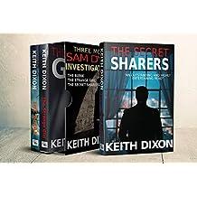 Three More Sam Dyke Investigations: The Bleak, The Strange Girl, The Secret Sharers (Sam Dyke Investigations Boxsets Book 2)