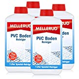 4x Mellerud PVC Boden Reiniger 1L