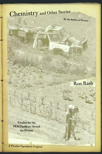 Chemistry and Other Stories by Ron Rash (2007-04-17)