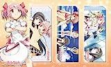 Puella-Magi-Madoka-Magica-Clear-Bookmark-Set-Vol1