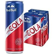 Red Bull Simply Cola, 4er Pack (4 x 355 ml)