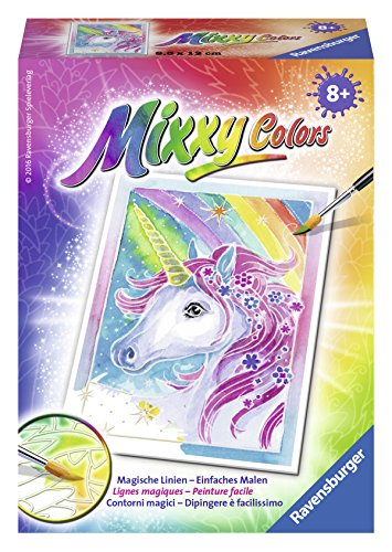 Ravensburger-Mixxy-Colors-29131-Einhorn-Malsets