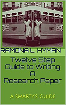 12 steps for writing a research paper