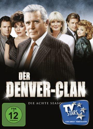 Der Denver-Clan - Die achte Season [6 DVDs]