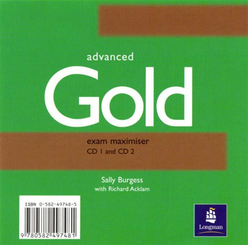 CAE Gold Maximiser Audio CD 1-2