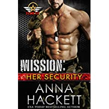 Mission: Her Security (Team 52 Book 3) (English Edition)