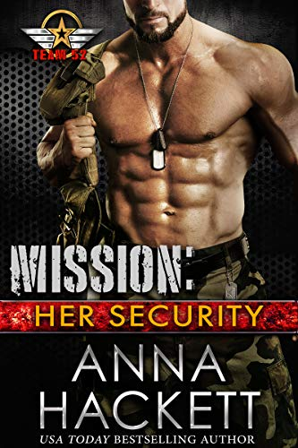 Mission: Her Security (Team 52 Book 3) (English Edition) -