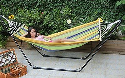 Top 10 mejores soportes como amazonbasics hamaca de tela for Amazon hamacas jardin