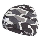 adidas Camo Mütze Kinder Grau OSFY (Eine Größe für Kinder)