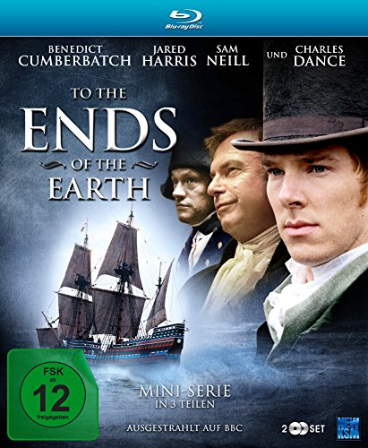 To the Ends of the Earth [Blu-ray]