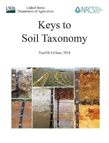 Keys to Soil Taxonomy - Twelfth Edition, 2014