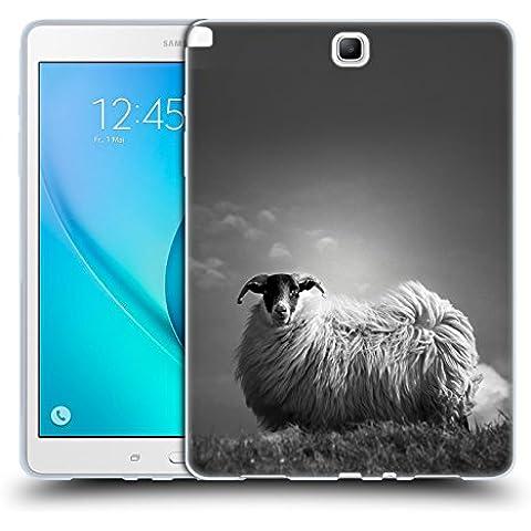 Ufficiale Dorit Fuhg Le Fluff Storie Di Viaggio Cover Morbida In Gel Per Samsung Galaxy Tab A 9.7
