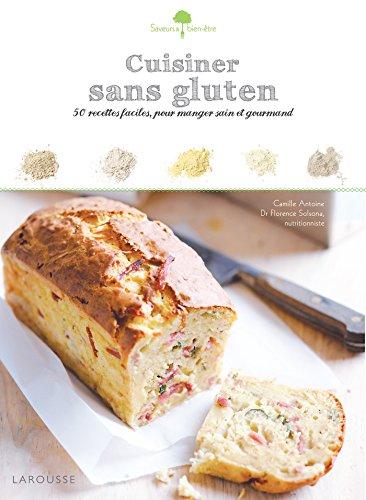 Cuisiner sans gluten par Nathalie Carnet