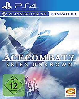Namco Bandai Ace Combat 7: Skies Unknown PS4 USK: 12 (B07DSJD2PS) | Amazon Products