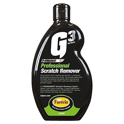 Farecla 7164500ml G3Profesional para eliminar arañazos (Liquid