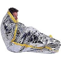Rescate manta, salvavidas pantalla, manta de emergencia de primeros auxilios de techo, saco de rescate (3unidades)