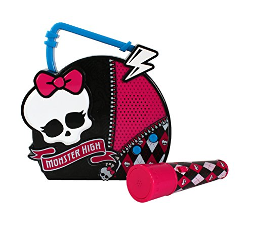 Sakar 33048 - Monster High Karaoke (Sakar Karaoke-maschine)