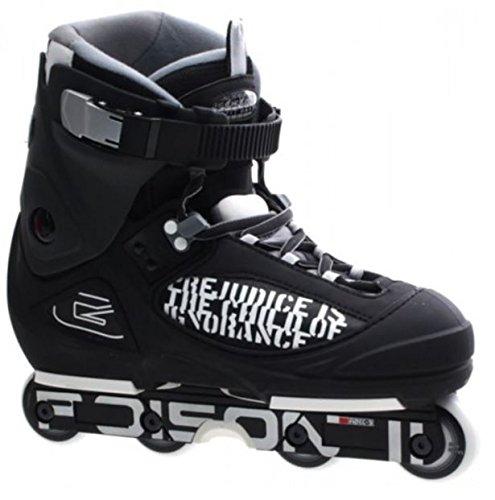 California Pro Poison II Aggressive Inline Skate 56 schwarz (2 Aggressive-skates)