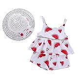 LEXUPE Baby Mädchen Prinzessin Kleid Blumenmädchenkleid Taufkleid Festlich Kleid Hochzeit Partykleid Festzug Babybekleidung(Weiß-E,100/11)