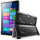 i-Blason Armorbox 12.3' Housse Noir - Étuis pour tablette (Housse, Microsoft, Surface Pro 4, 31,2 cm (12.3'), Noir)