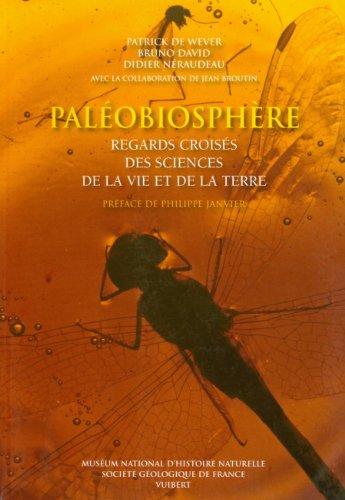 Palobiosphre : Regards croiss des sciences de la vie et de la Terre