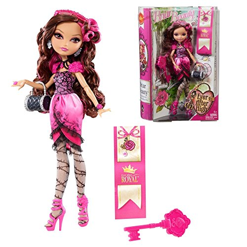 Ever After High Bambola - Royal Briar Beauty