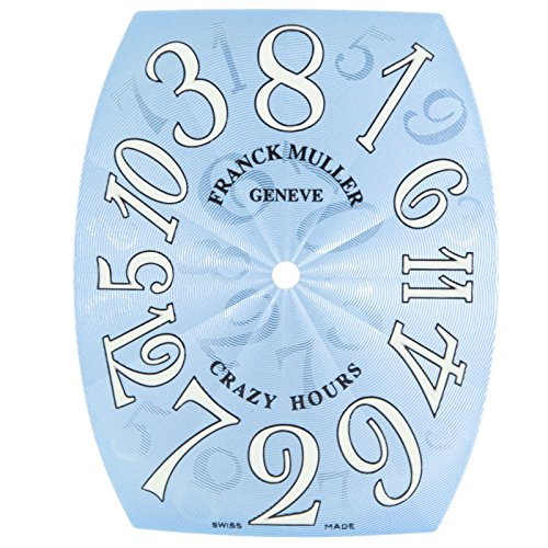 franck-muller-crazy-stunden-31-x-39-mm-hellblau-zifferblatt-fur-herren-armbanduhr