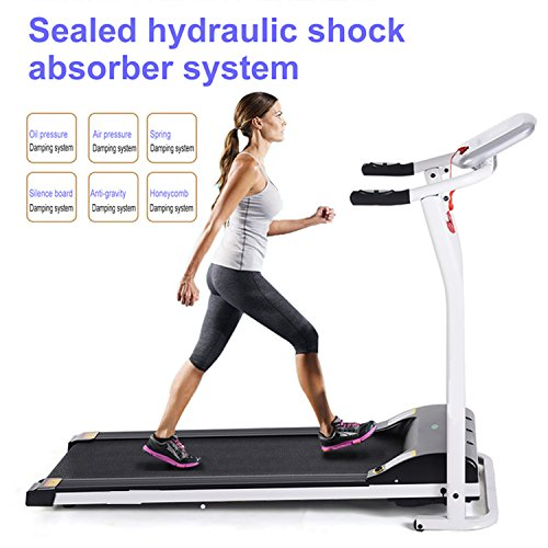 Fodable Electric Treadmill – Treadmills