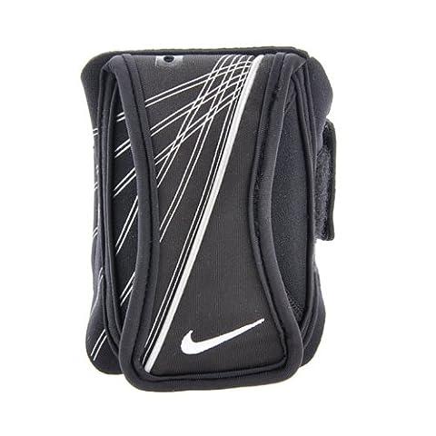 Nike Running Arm Wallet / Phone Case - Black/White