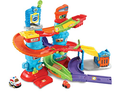 Toot-Toot Drivers� Police Patrol Tower