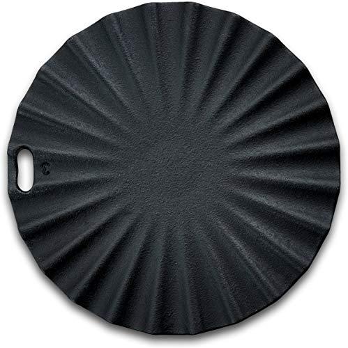 ILSA – FLAMELLA – Wärmeplatte Rostfreies Gusseisen – ø 18 cm