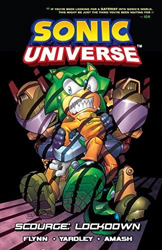Sonic Universe Vol. 8: Scourge - Lockdown Vol. 8: Scourge ...