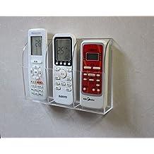 Soporte para mando a distancia en la pared remote control holder