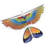 Etbotu RC Drachen Fliegen DIY Elektrische Infrarot RC Drachen Fliegen Vogel Spielzeug Outdoor Sports Adler Spielzeug Papagei