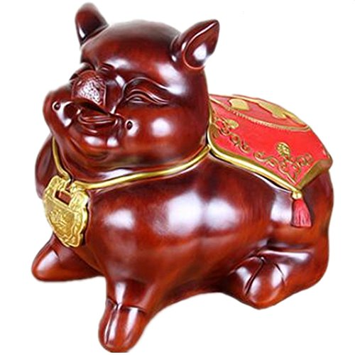 SHULING Adornos Zhao CAI Hucha Depositar Dinero Creativo