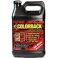 COLORBACK 12.800SQ. FT. Acolchado Color Concentrado, para hormigón, rojo