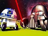 Frank das Feuerwehrauto ist Mario !/Klein Francis der Gabelstabler ist Roboter !