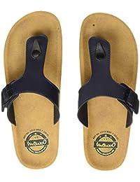 WalkaroO by VKC Men's Flip-Flops