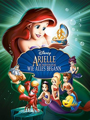 Arielle die Meerjungfrau - Wie alles begann [dt./OV] (Die Kleine Meerjungfrau 3)