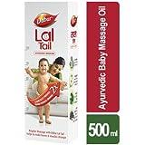 Dabur Lal Tail - Ayurvedic Baby Massage Oil - 500ml