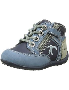 Kickers Barney - Zapatos de Primeros Pasos Bebé-Niños