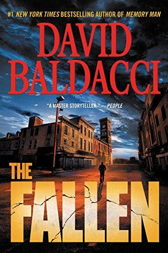 The Fallen (Memory Man series, Band 4) Memory Belt